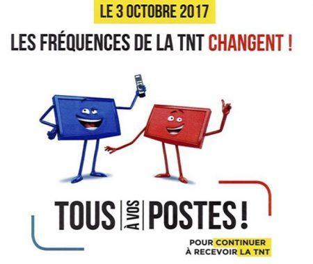 LA TNT change !!