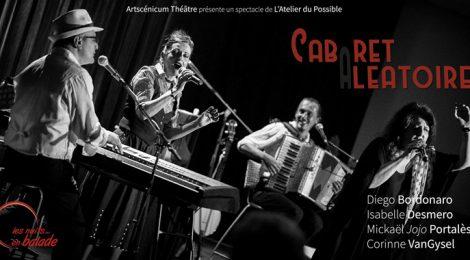 Artscenicum - soirée Cabaret