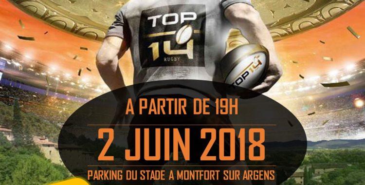Rugby Finale du Top 14