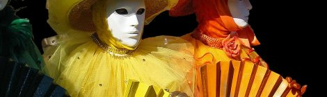 Ce samedi 16 juin  Soirée déguisée... au Caméléon