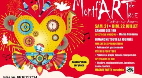 Montf'ART de Rue