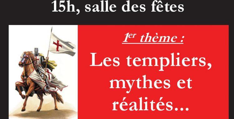 """Cycle de conférences """"LE FIL D'ARGENS"""" les 17 et 24 novembre"""