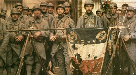 Commémoration centenaire Armistice