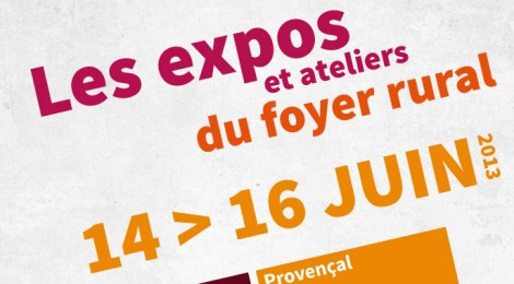 Du 14 au 16 juin, le foyer rural s'expose !