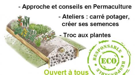 Journée du jardin Eco Responsable