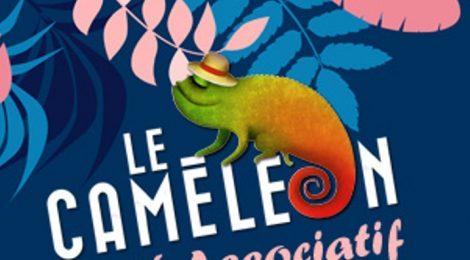 Le Caméléon - Programme de septembre