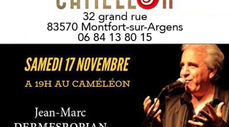 Chanson, Humour et Poésie provençale avec Jean-Marc DERMESROPIAN