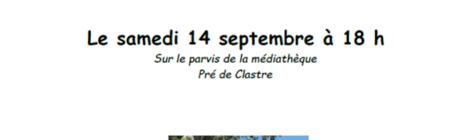 Médiathèque Lou Jas Doù Libre