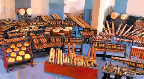 Atelier Bamboo Orchestra  à la médiathèque