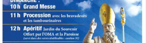 Saint Blaise 2020