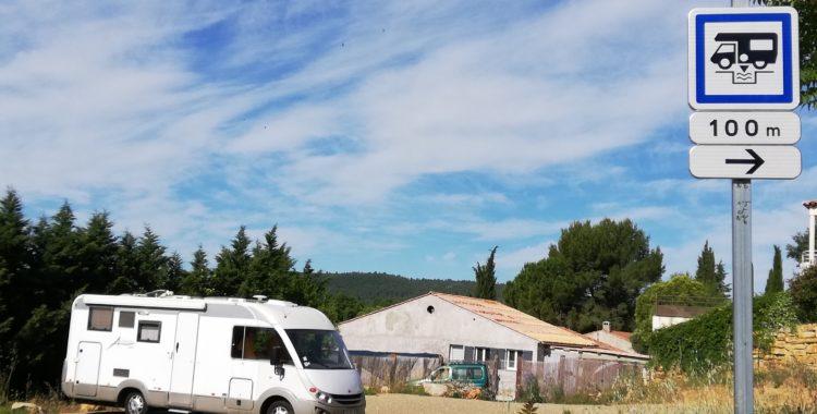 Hébergement des camping-cars et vans à Montfort