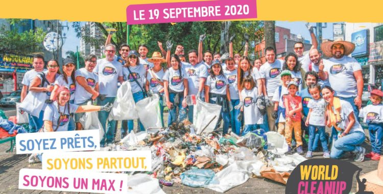 OPERATION CLEANUP DAY le 19 septembre