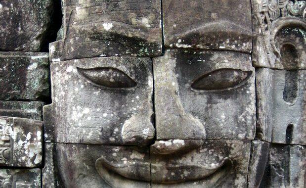 Projection Photo Cambodge au Caméléon