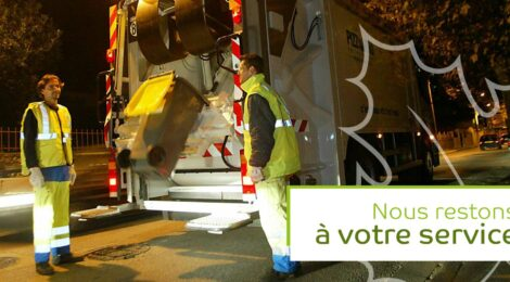 le SIVED NG adapte son service
