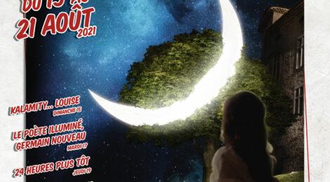 Mardi 17 août : Le poète illuminé, Germain Nouveau
