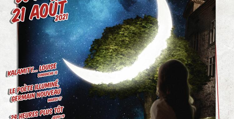 XXIIIe festival Les Nuits du Château : édition 2021